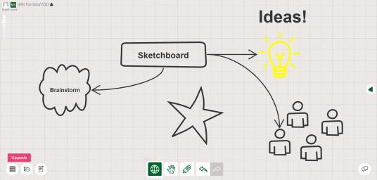 SketchboardScreen Cap