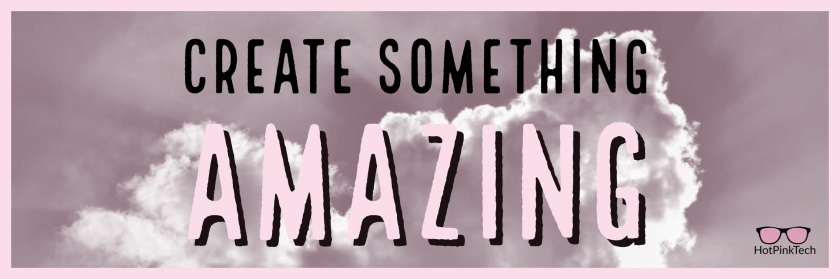 make something amazing