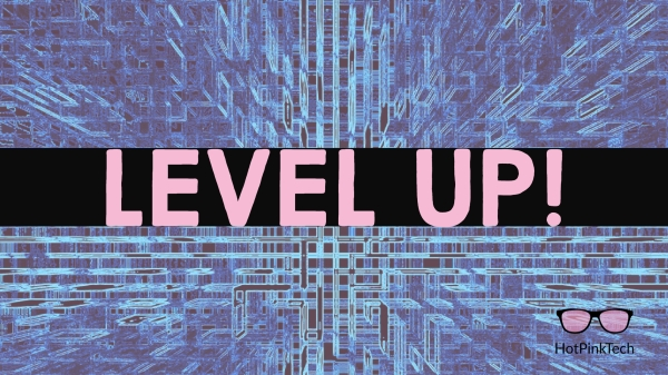 Level Up! Gamification Header