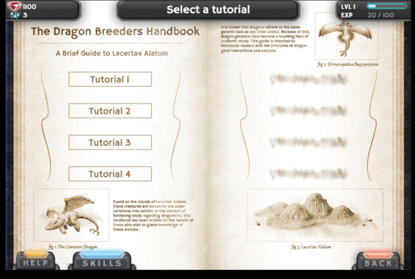 Tutorial - The Dragon Breeding Handbook